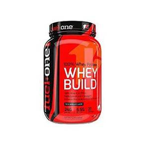 Builds Lean Muscle & Strength WHEY BUILD whey pro