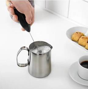 Mini Electric Hand Egg Mixer Cappuccino Maker