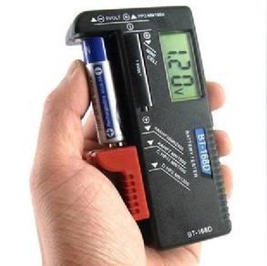 Digital Multi Battery Meter Tester