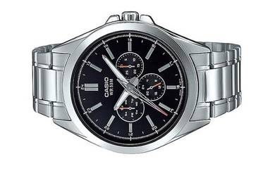 Casio Men Multi Hands Watch MTP-SW300D-1AVDF