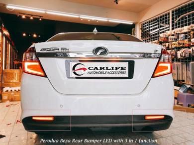 Perodua BEZA 3 in 1 LED Rear Bumper Light
