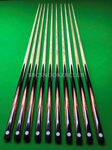 New One Piece Snooker Cue V1