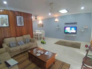 TERES 2 Tingkat, RENOVATED, Nice House, Taman Bintang Mas, dengkil