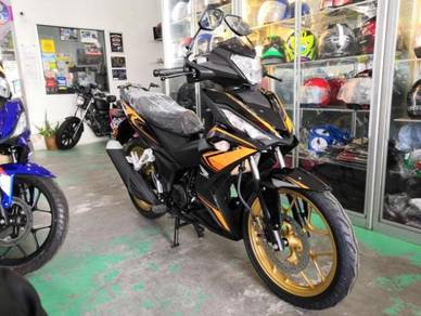 New-honda rs150 v2 (''0''Down Payment)