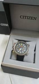 Citizen Altichron promaster Analog compass