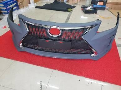 Toyota camry acv40 lexus front bumper bodykit 1