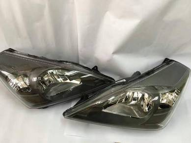 Proton exora smoke head lamp light headlamp