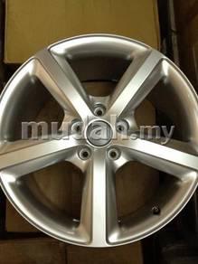 Original 2013 Audi Q7 5 Spoke Italy 20inch Rim