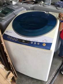 12kg Top Panasonic Washing Machine Mesin Basuh
