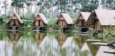Pakej Jimat Percutian kat Bandung