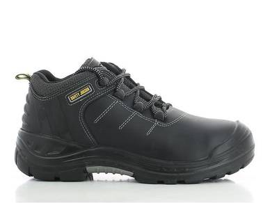 Shoes Safety Jogger Force2 Black CT MF PU Low