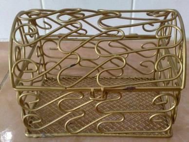 Kotak jaring besi iron cage box