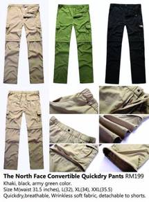 The North Face Convertible Quickdry Pants II