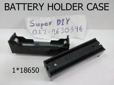 18650 Battery Case Hodlder 1 bateri kotak 18650