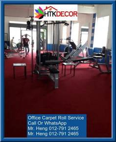 OfficeCarpet Roll- with Installation F5AC