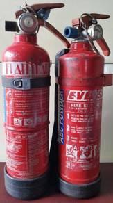 2 unit fire extinguisher