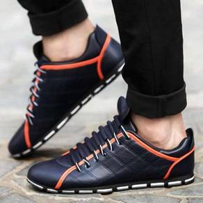 S0243 Classic Stylish Sneakers Casual Kasut Shoes