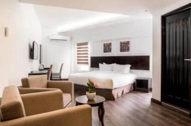 New 3 Star Hotel Nearby Berjaya Times Square Kuala Lumpur For Sale