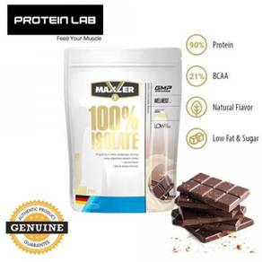 Maxler 100% Isolate 2lbs (Swiss Chocolate)