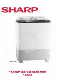 SHARP EST7015 Washing Machine 7kg