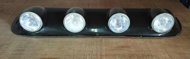 Roof Sport Light Round White Universal