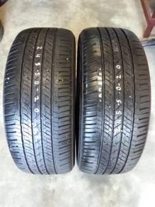 Tayar 245 - 50 - Rim 20 Bridgestone H/T JAPAN