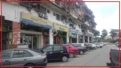1.5 Sty Shop, Taman Kosas, Ampang, Selangor (Q 1366)