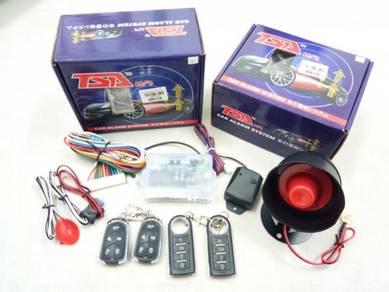 TSA Car Alarm System Fullset - BARU
