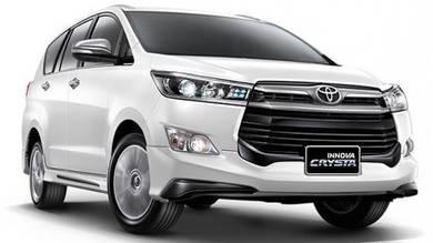 Toyota innova bodykit w paint body kit oem
