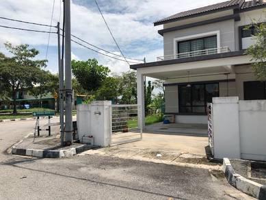 2 storey terrace Corner |No Agent Fee