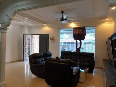 0% Down Payment Renovated Double Storey Terrace House At Bukit Indah