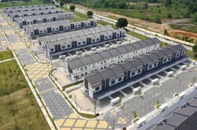 [Rumah Baru Siap] Double Storey, Irama Perdana, Lbs Alam Perdana