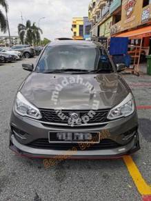 Proton saga vvt facelift 2020 bodykit body kit PPU