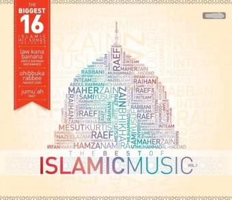CD The Best of Islamic Music Vol. 1