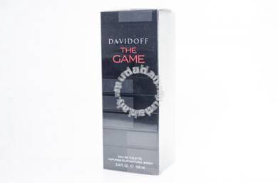 The Game by Davidoff Perfume