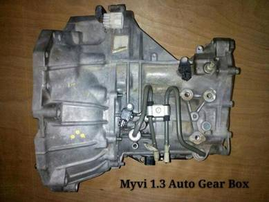 Myvi 1.3 auto gear box