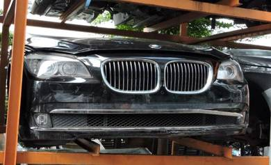 BMW 7-Series F02 N57 Engine Gearbox Body Parts