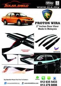 Proton Wira Mugen Door Visor