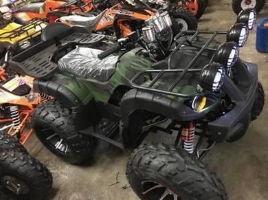 ATV 250cc motor Shaft Drive (Alor setar )
