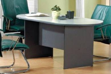 GV18Oval Conference Office Meeting Table 6 Kaki/FT