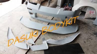 Front Bumper Rocket Bunny V2 Nissan Silvia 180sx