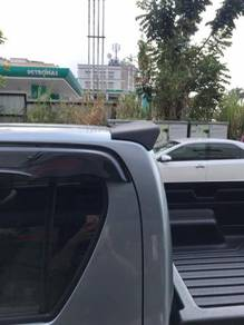 Toyota hilux revo abs spoiler with paint bodykit
