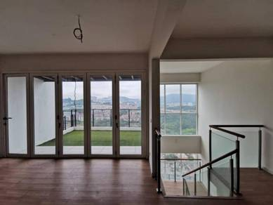 [Super CHEAP] Casa Green Condominium, penthouse Luxury Cheras