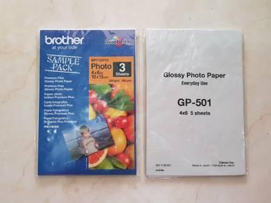 [NEW] Glossy Photo Paper