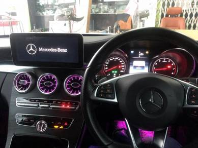 Mercedes benz a class a180 10 inch android player