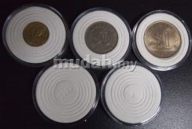 Coin Capsules (10pcs)