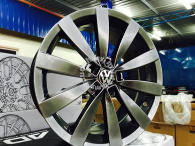 Volkswagen 18inc rim for golf jetta passat