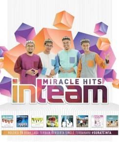 CD INTEAM - Miracle Hits
