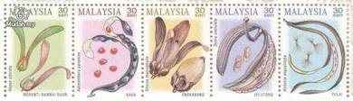 Mint Stamps Role of Research Malaysia 2000
