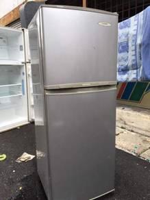 Samsung fridge Sejuk 2 doors Peti Ais Refrigerator